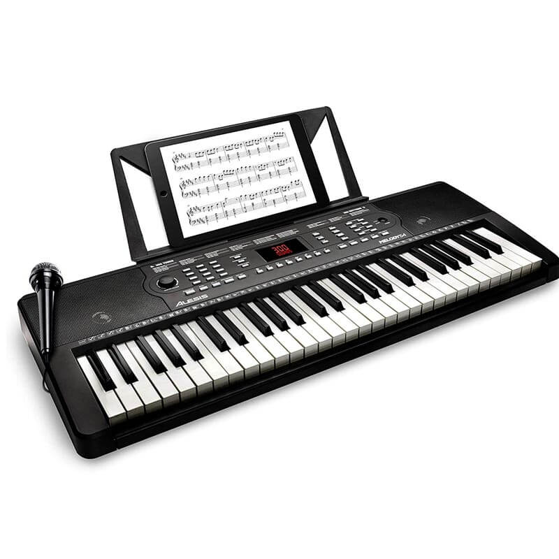 Alesis Melody 54 54 Key Portable Keyboard The Keyboard Piano Shop