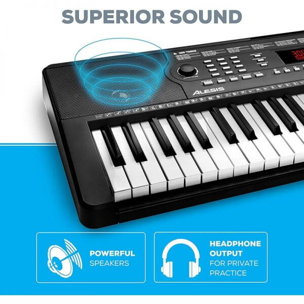Alesis Melody 54 sound features