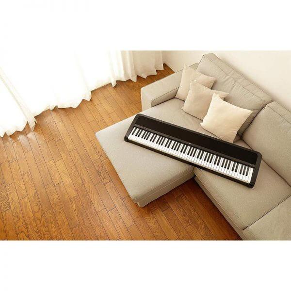 Korg B2 88 Key Digital Piano - overhead room view