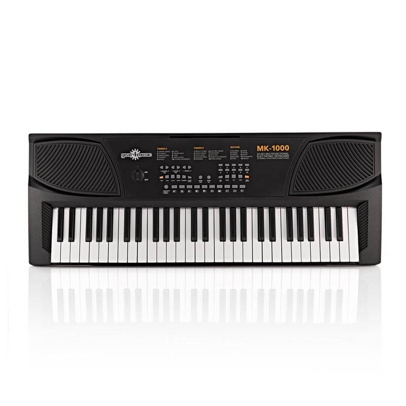 MK-1000 54-key Portable Keyboard by Gear4music