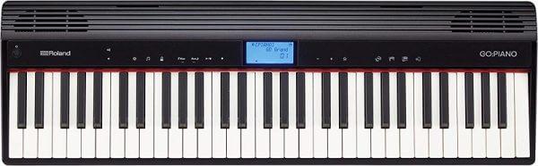 Roland Go 61P piano
