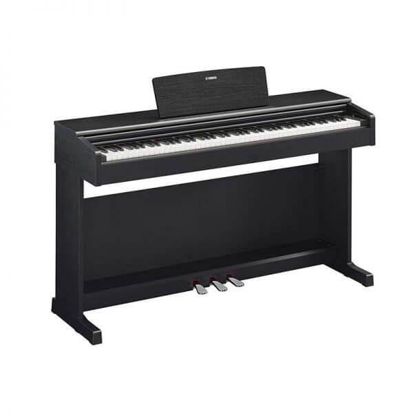 Yamaha Arius YDP-144 Digital Piano - full piano view on stand