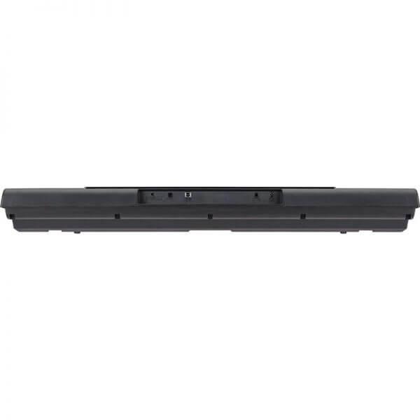 Yamaha EZ-220 Portable Keyboard - rear view