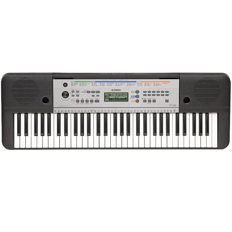 Yamaha YPT-255 Portable Electronic Keyboard