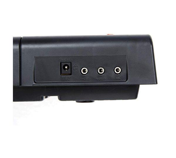 Zhruns 61 key electric keyboard